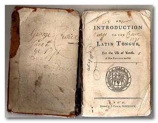 Крылатые латинские выражения